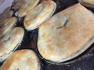 Plain Meat Pie Gluten & Dairy Free